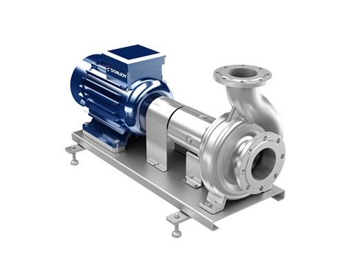 Large flow centrifugal pump MLX