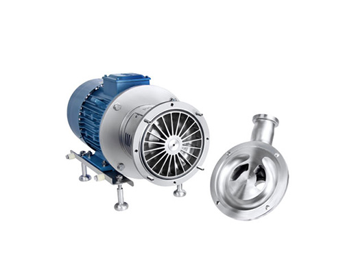 Liquid ring self-priming pump CIP-L