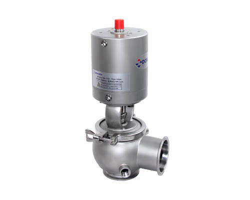 Globe valve+Thermal insulation jacket
