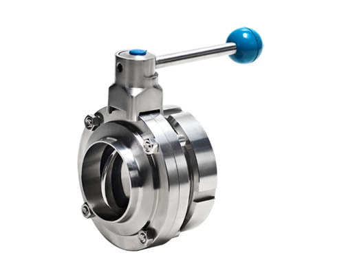 Single Welded Single-threaded Butterfly Valves
