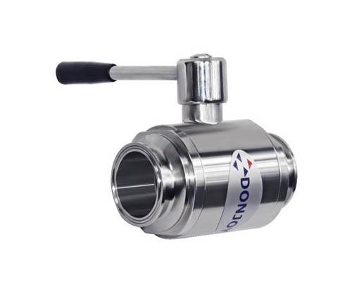 Straight Ball valve