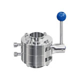 Mixproof Butterfly Valve Type-A