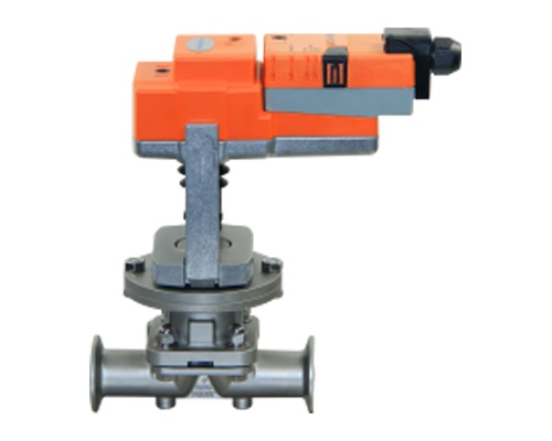 Electric Diaphragm Valve