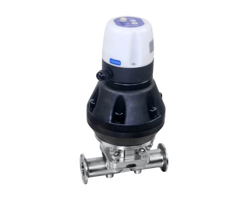 Pneumatic Diaphragm Valve+Control Unit