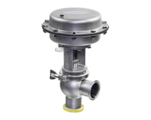 Diaphragm reversing valve