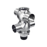 Mixproof valve / double seat valve
