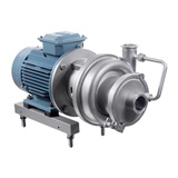 Self-priming pump CIP+