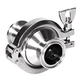 Check valve-Clamps